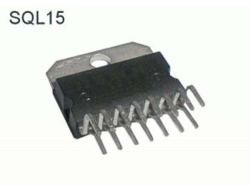 TDA7293 SQL15 IO