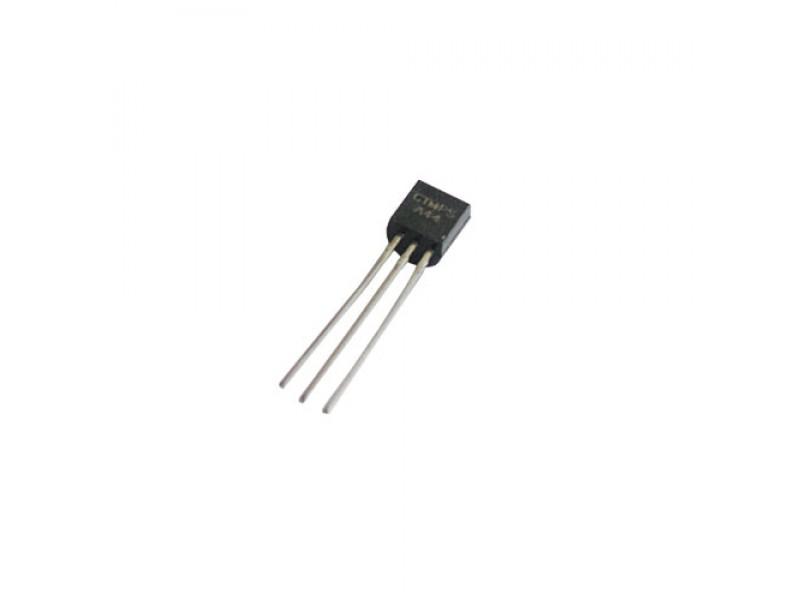 Tranzistor MPSA56 Tr-S P 500mA 80V 625mW TO92