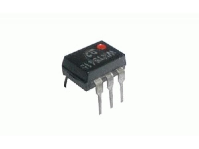 Optotriak MOC3021 DIL6