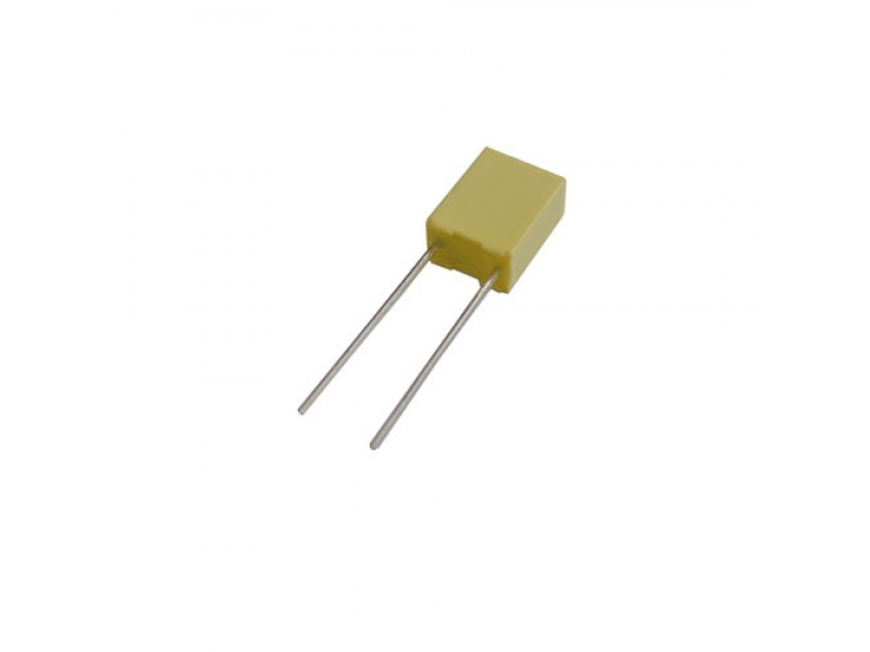 Kondenzátor fóliový 470N/63V MKT 5% rm.5