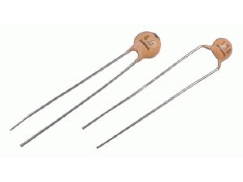 Kondenzátor keramický 220p/50V BMC rm2.5 C