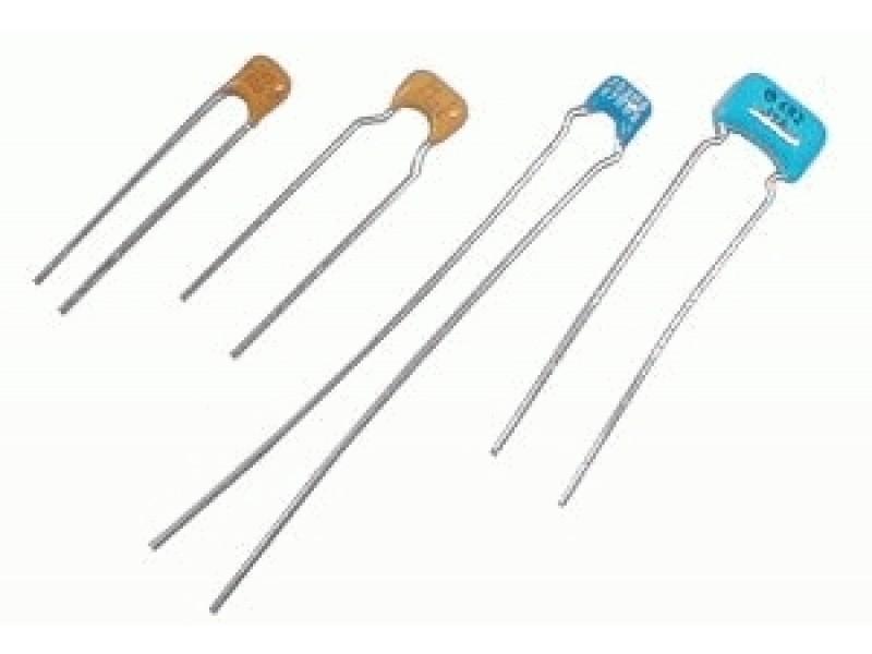 Kondenzátor keramický 4N7/50V mono X7R rm5 C