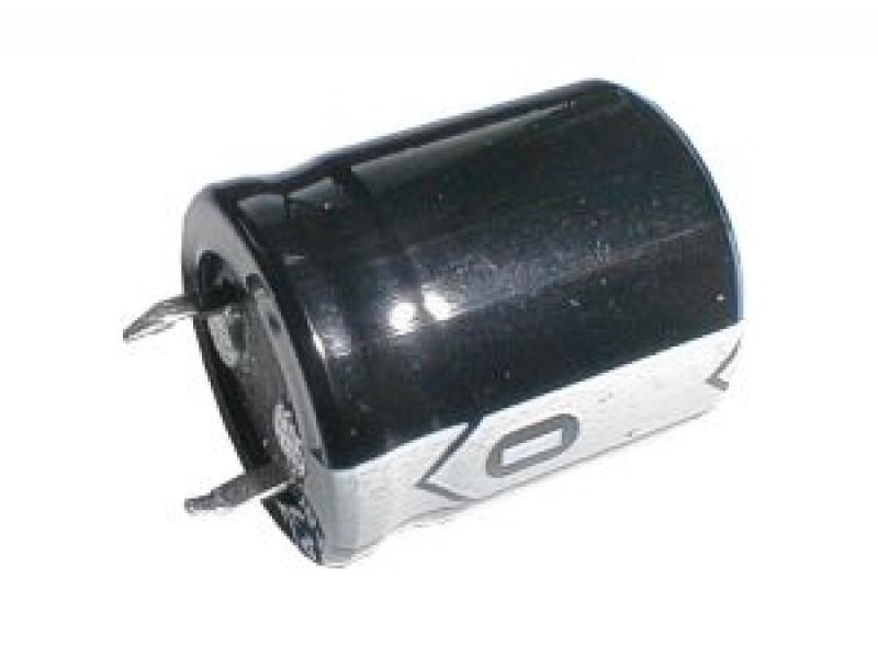 Kondenzátor elektrolytický 47uF 400V 16x27mm,-40C~+105C