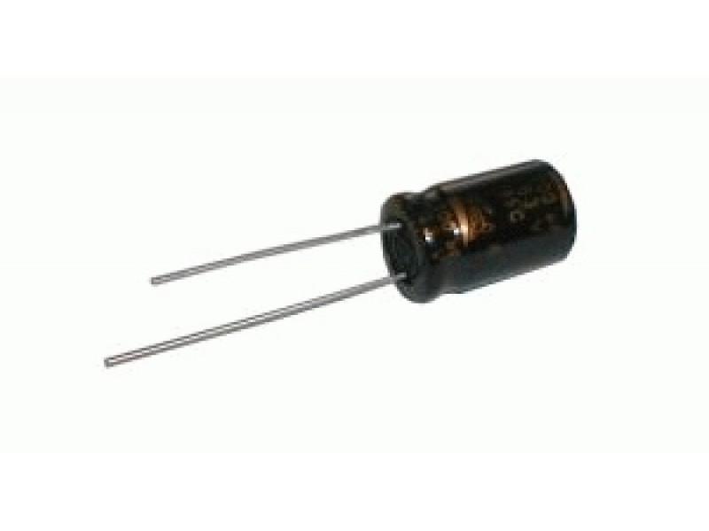 Kondenzátor elektrolytický 22M/35V 5x7-2.0 105*C rad. C