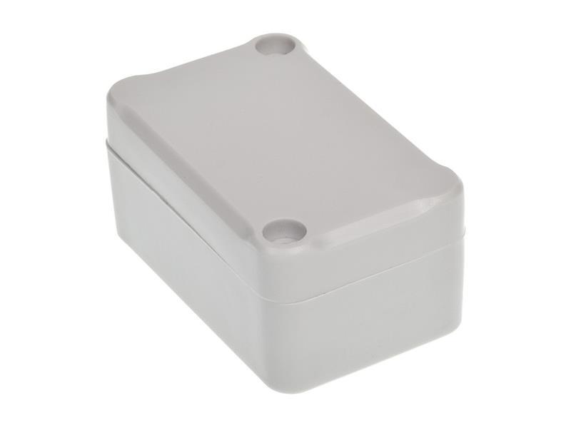 Krabička Z65J sivá