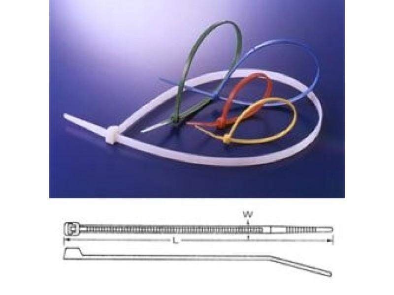 Pásek stahovací standard 80x2.5mm prírodná *