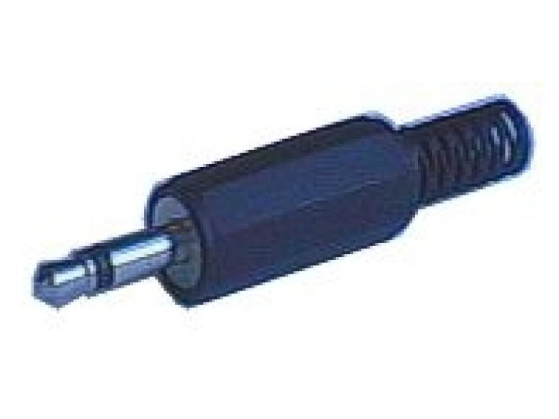 Konektor Jack 3.5 mono plast