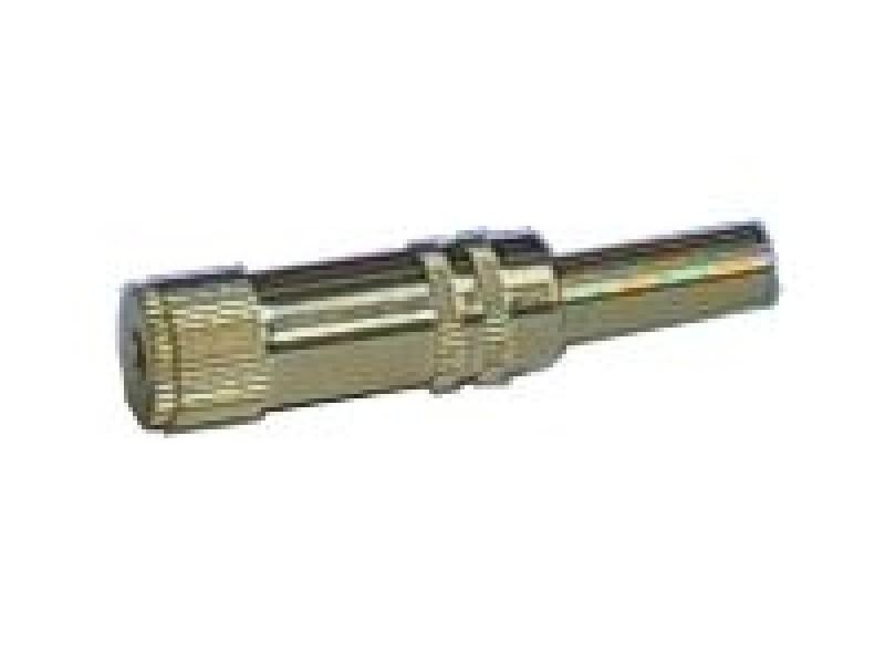Zdierka 3.5 stereo kábel kov zlatá