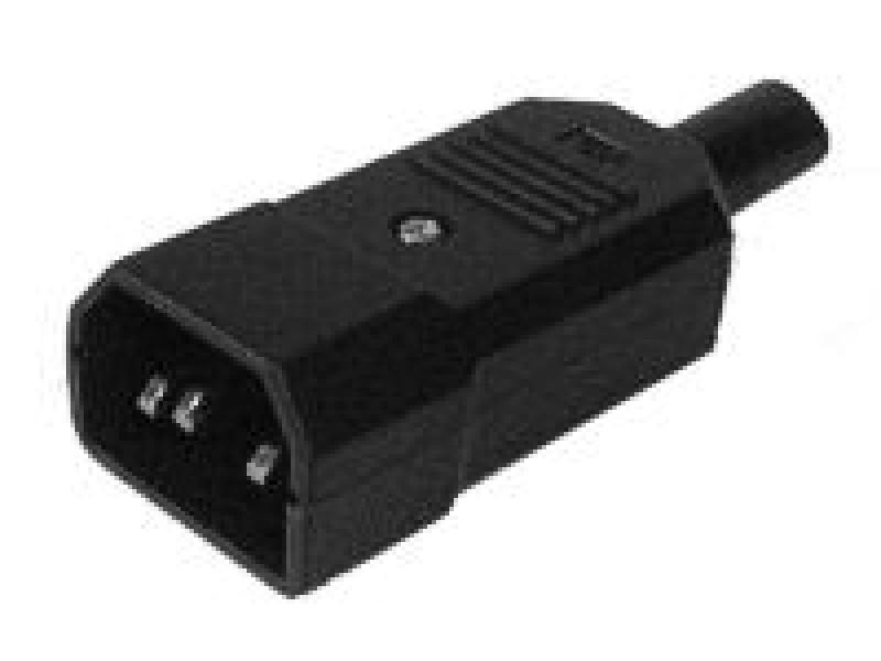 Konektor AC k počítaču kábel