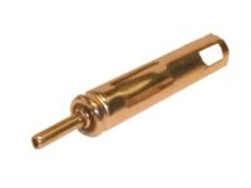 Konektor auto-anténny kov