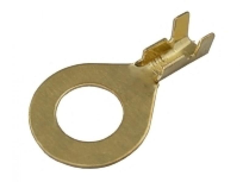 Očko neizolované 8.2mm, vodič 1.0-1.5mm