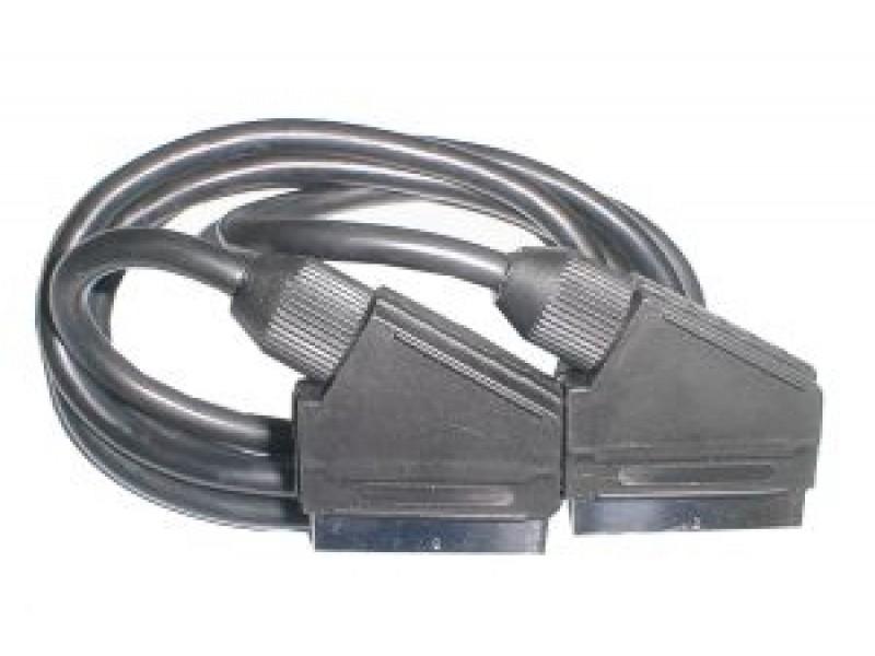 Kábel SCART/SCART 21PIN 1,5m