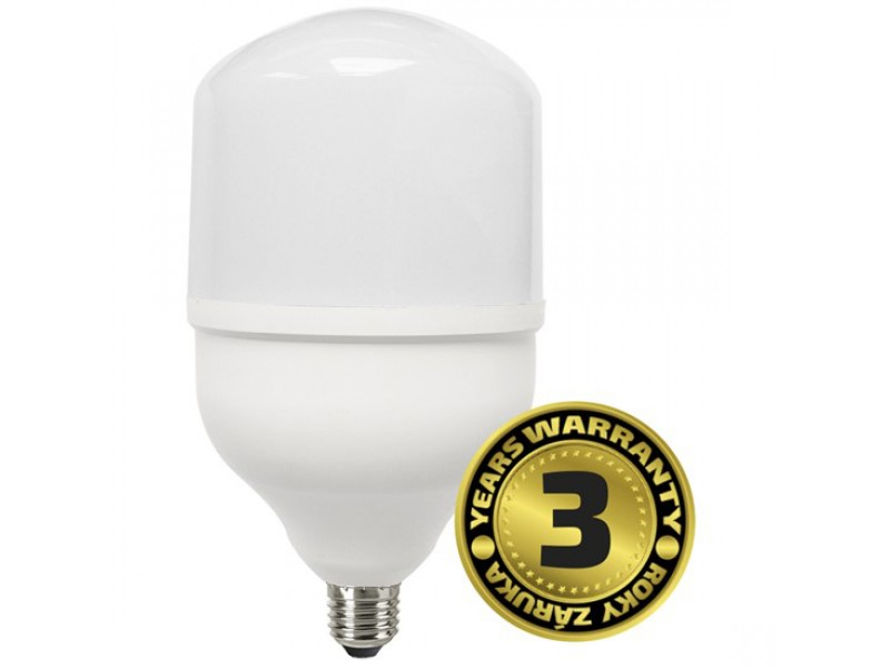 Žiarovka LED E27 35W T120 biela prírodná SOLIGHT WZ524-1