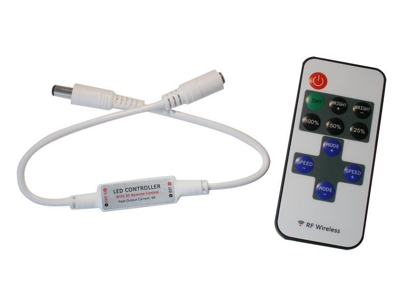 Ovladač pre LED pásik RF mini OLP02 TIPA