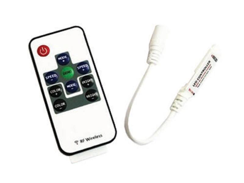 Ovladač pre LED pásik RGB RF mini OLP06 TIPA