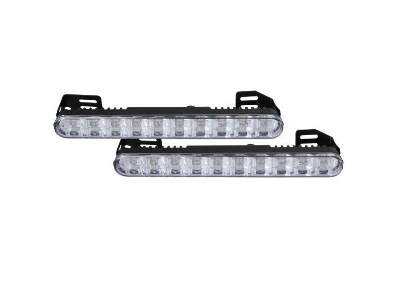 Světla pro denná svícení LED DRL020, homologace