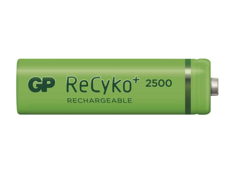 Batéria AA (R6) nabíjací GP Recyko+ 2500mAh