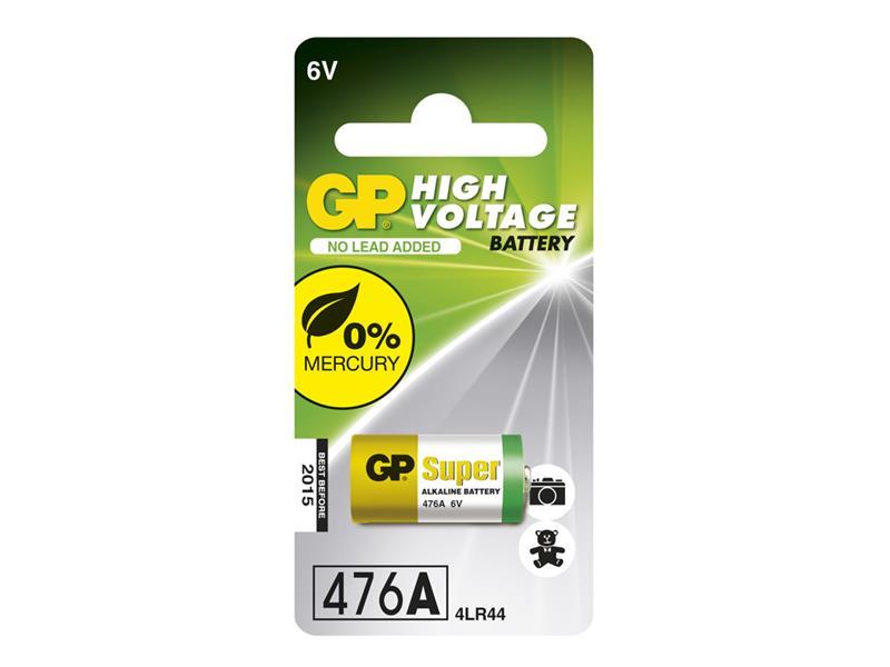 Batéria 476A GP alkalická