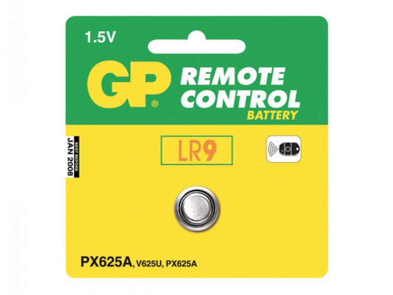 Batéria LR9 (625A) GP alkalická