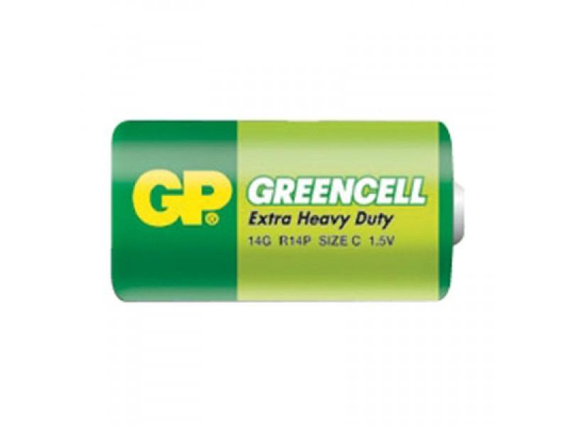 Batéria C (R14) Zn-Cl GP Greencell