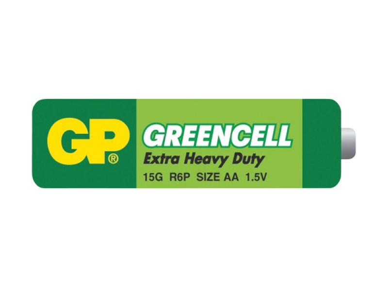 Batéria AA (R6) Zn-Cl GP Greencell