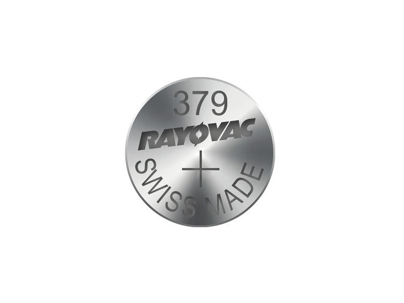 Batéria 379 RAYOVAC do hodiniek