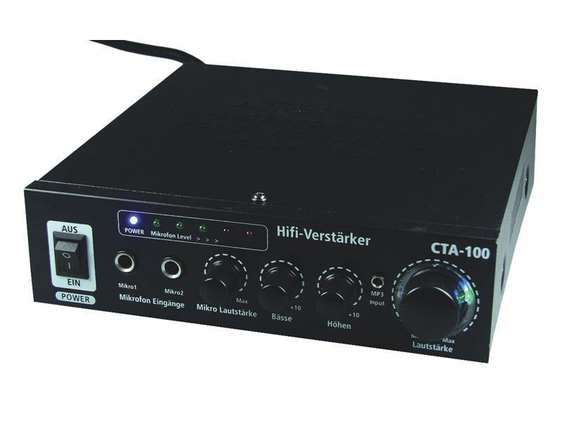 Zesilovač CTA-100, 100W