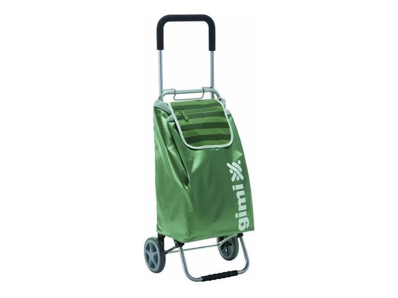 Vozík nákupný GIMI FLEXI GREEN 45L 154294