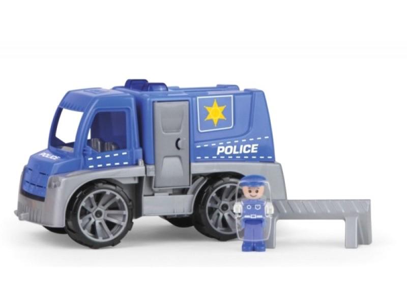 Detské policajné auto LENA TRUXX 32 cm