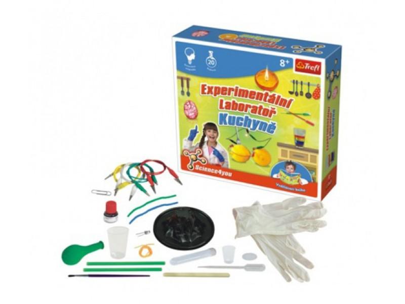 Detská kreatívna hra TREFL kuchyne