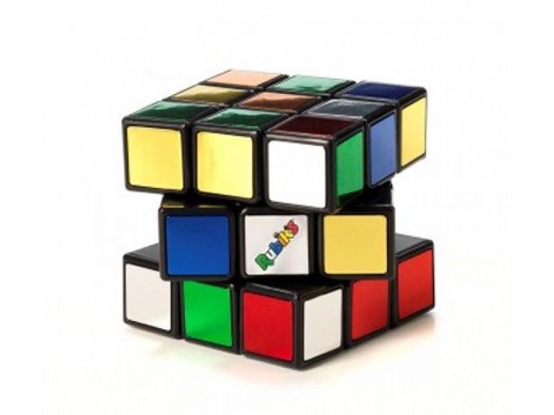 Rubikova kocka TEDDIES Metallic