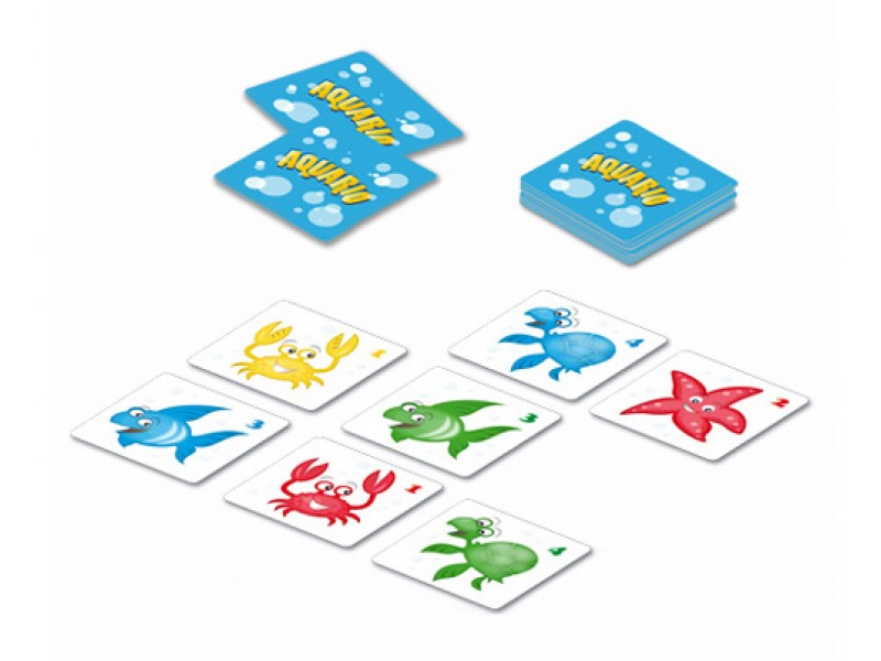 Kartová hra BONAPARTE Aquario