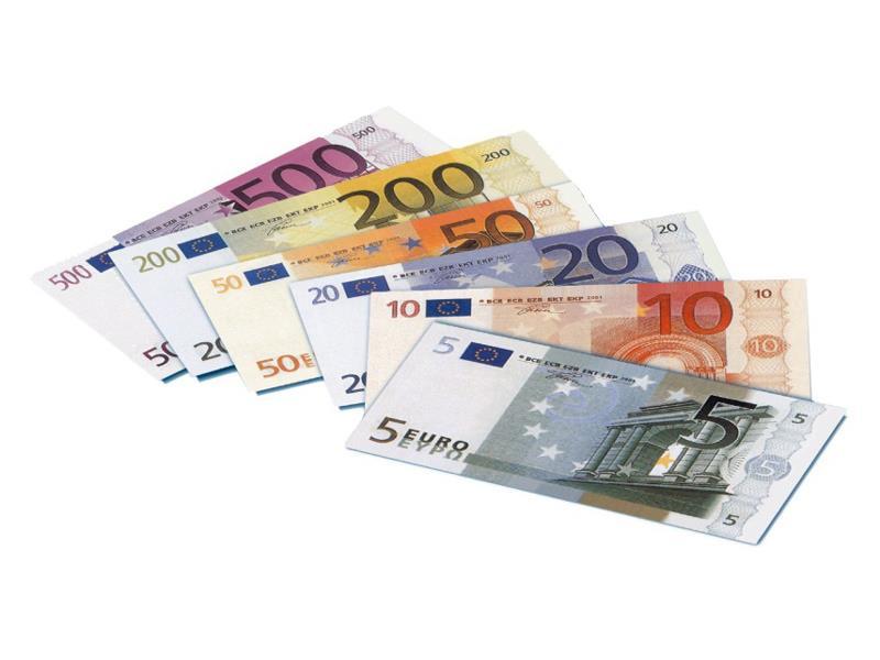 Detské peniaze na hranie PEXI Eura