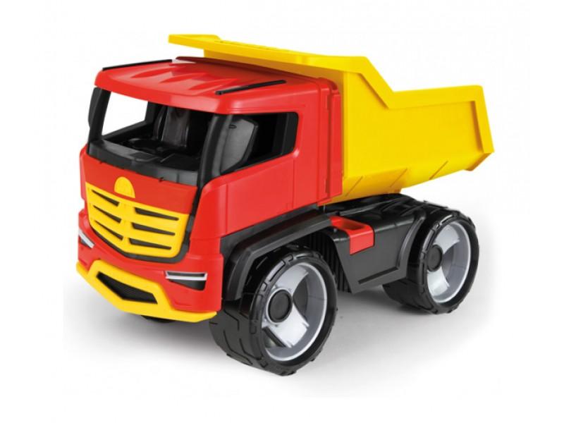 Detské nákladné auto LENA GIGA TRUCKS TITAN 47 cm