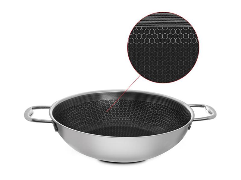 Panvica ORION Cookcell Wok 28cm