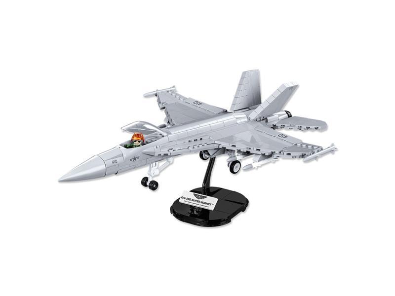 Stavebnica COBI 5804 TOP GUN F/A-18E Super Hornet, 1:48, 555 k