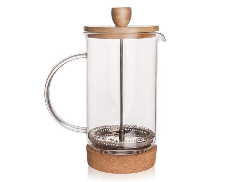 Čajník ORION Kafetiér Cork 1l