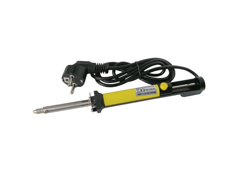 Spájkovacie pero ZD-211 s odsávačkou 230V