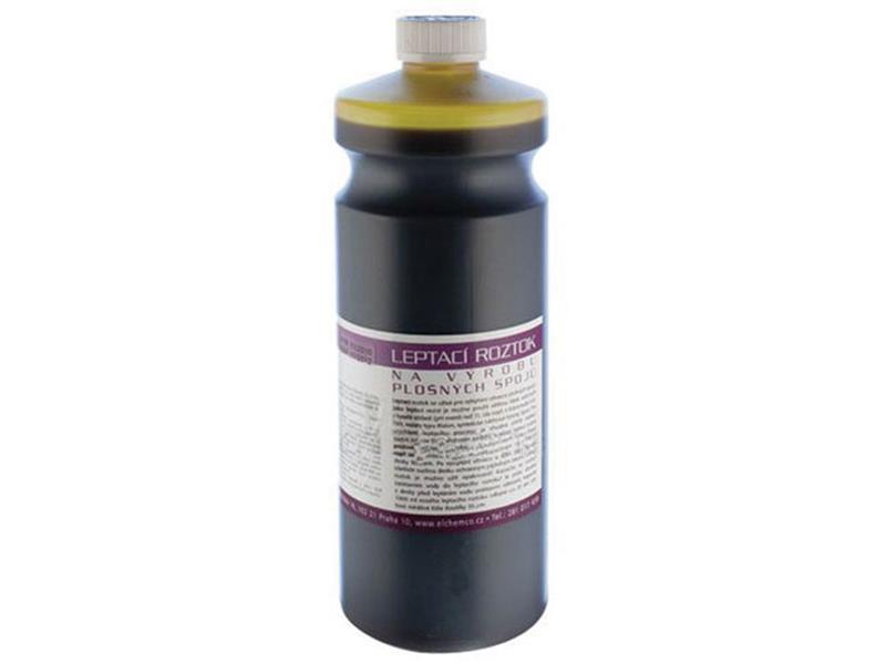 Leptaci roztok L-1 ELCHEMCO 1000ml (chlorid železitý)