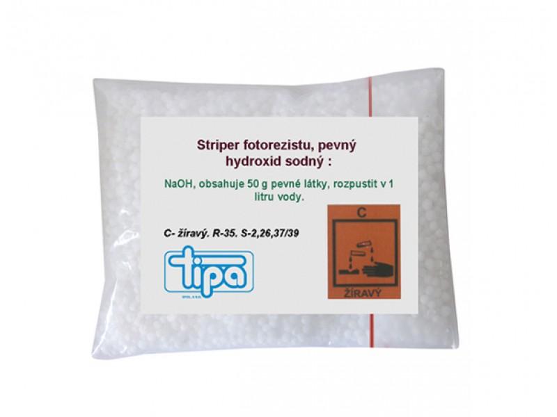 Striper fotorezitu Photec 2050 (pevný hydroxid sodný)