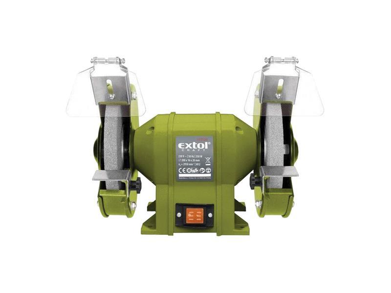 Brúska stolová EXTOL CRAFT 410130