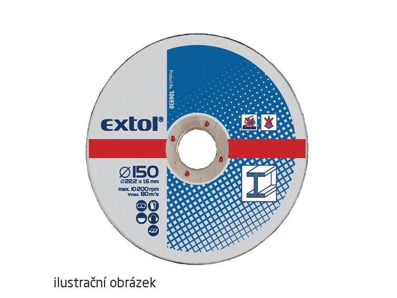 Sada kotúčov 5ks EXTOL CRAFT 108050 230mm