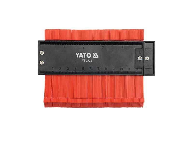 Šablóna na profily YATO YT-3735 magnetická
