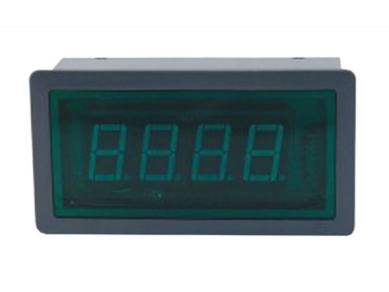 Panelové měřidlo 199,9uA WPB5135-DC ampérmetr panelový digitálny