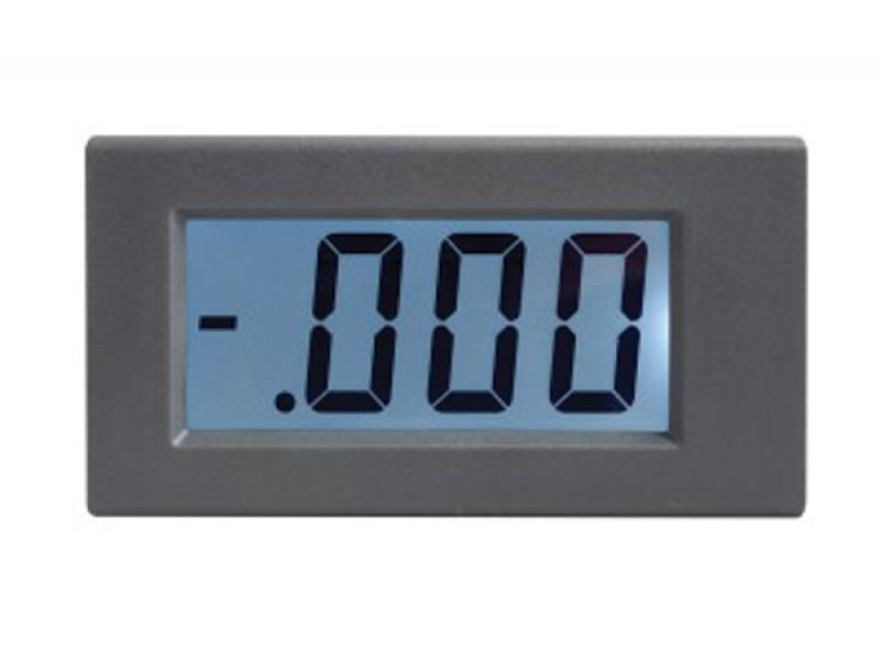 Panelové meradlo 1,999V WPB5035-DC voltmeter panelový digitálny