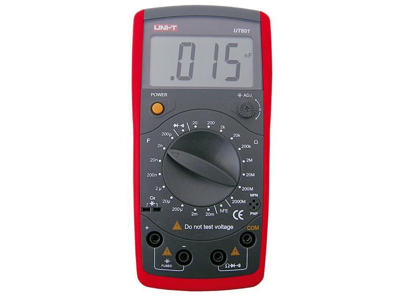 Multimeter UNI-T UT601 (RC)