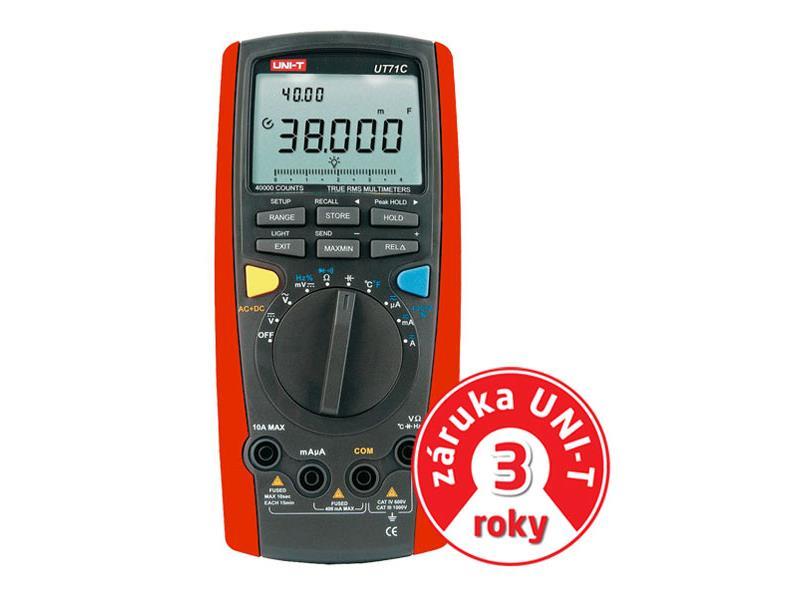 Multimeter UNI-T UT 71C
