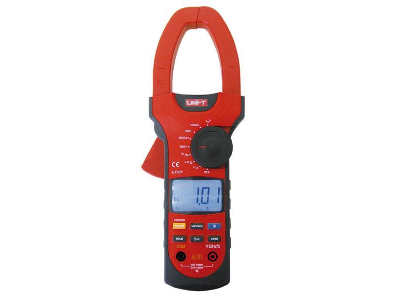 Multimeter UNI-T UT208 kliešťový