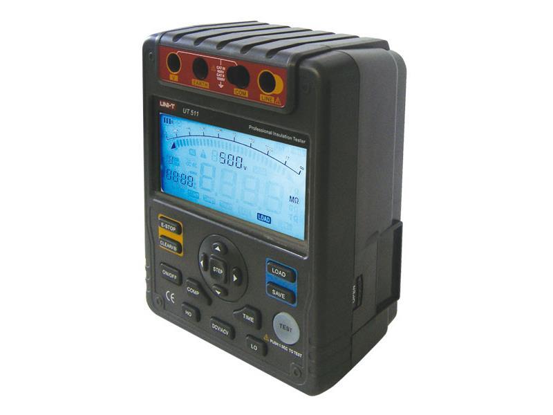 Tester izolačného odporu UNI-T UT511