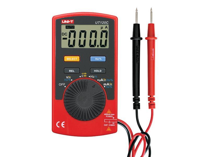 Multimeter UNI-T UT120C